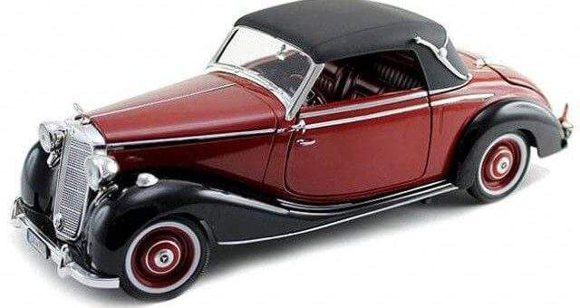 مرسدس بنز ۱۷۰(Mercedes-Benz170)
