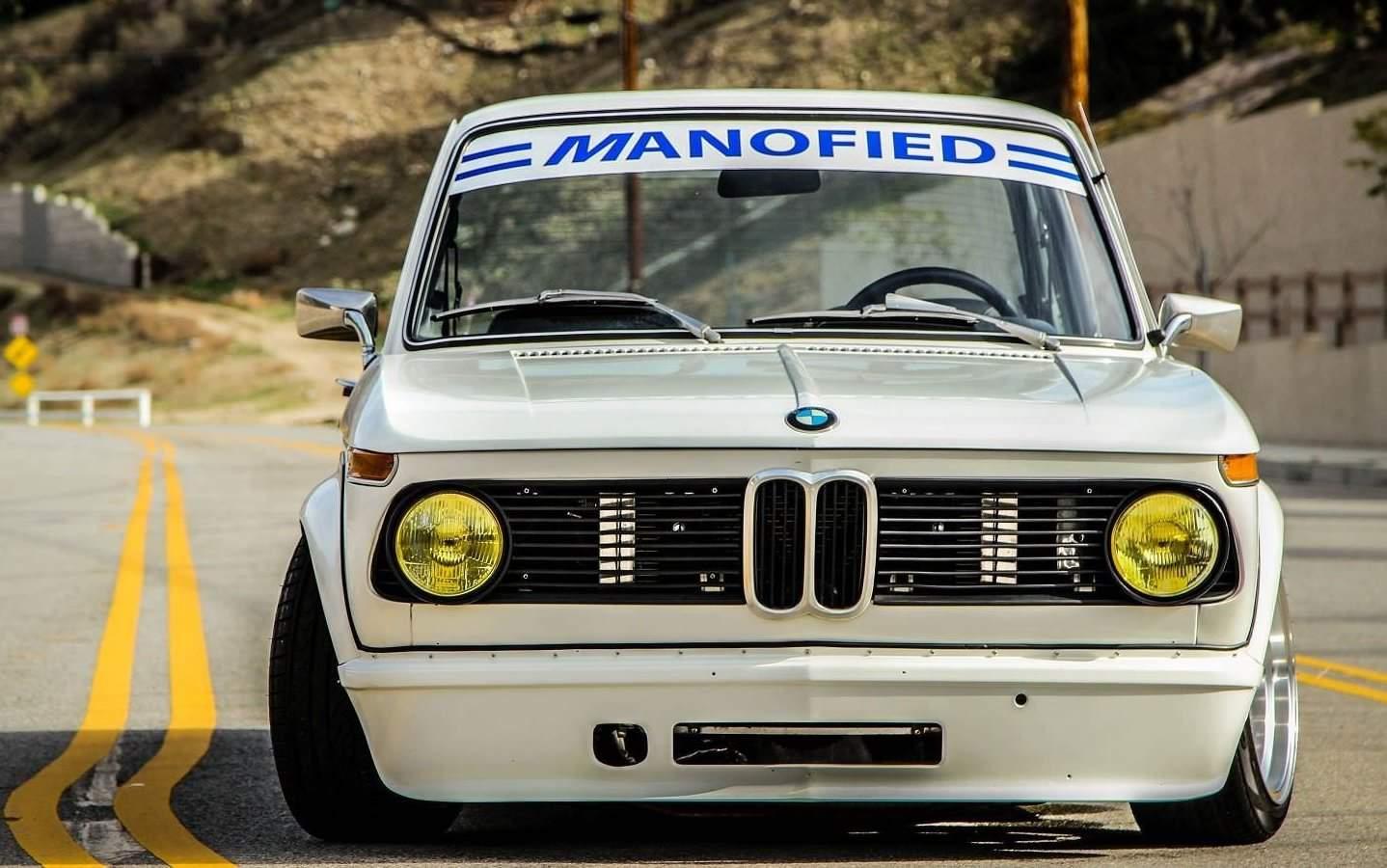 BMW 2002 Turbo ok