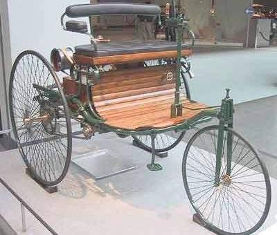 تاریخچه اتومبیل و اولین اتومبیل در ایران
