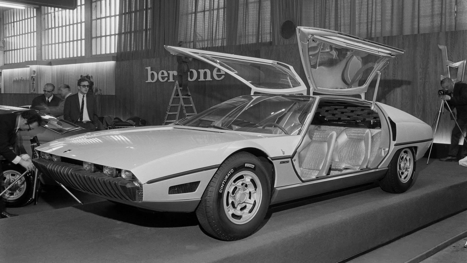 Lamborghini Marzel