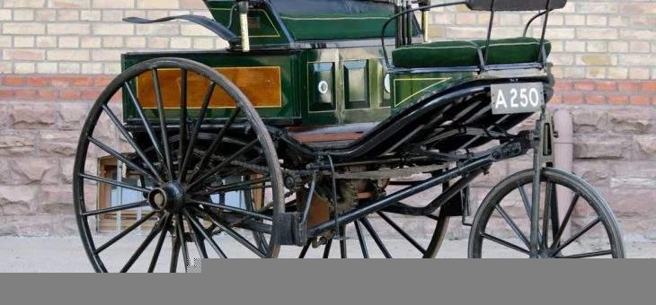 اولین خودرو جهان
