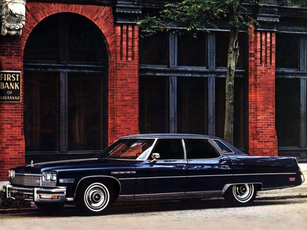 buick electra 1975