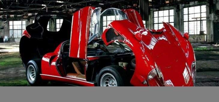 جذاب ترین خودروهای دهه ۶۰ میلادی