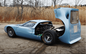FORD GT 40 MKI IN 300x189