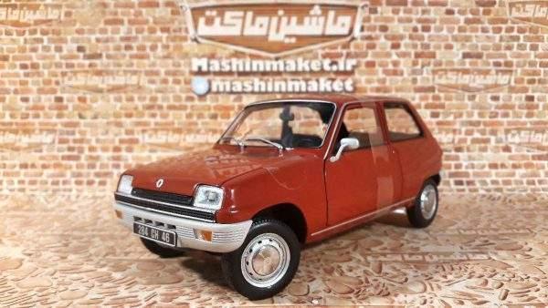 خرید ماکت ماشین رنو 5