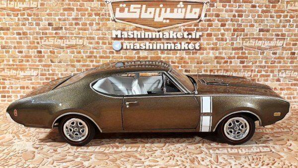 خرید ماکت ماشین الدز مبیل ۴۴۲ مدل ۱۹۶۸
