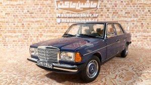 خرید ماکت ماشین بنز 200 مدل 1982 (دانشجویی )