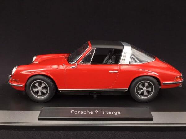 porsche 911 t targa 1971 red 118 norev 187634 600x450